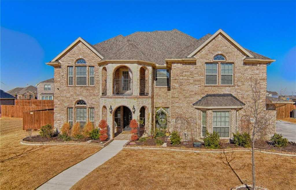 $490,000 - 5Br/4Ba -  for Sale in Bower Ranch Addition, Mansfield