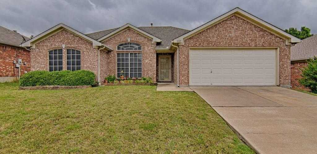 - 4Br/2Ba -  for Sale in Ember Creek Estates Add, Mansfield