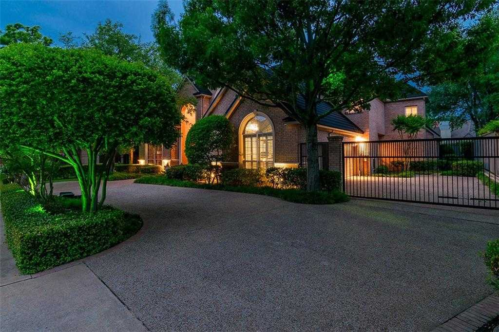 $1,199,000 - 5Br/5Ba -  for Sale in Enclave At Willow Bend #1, Plano