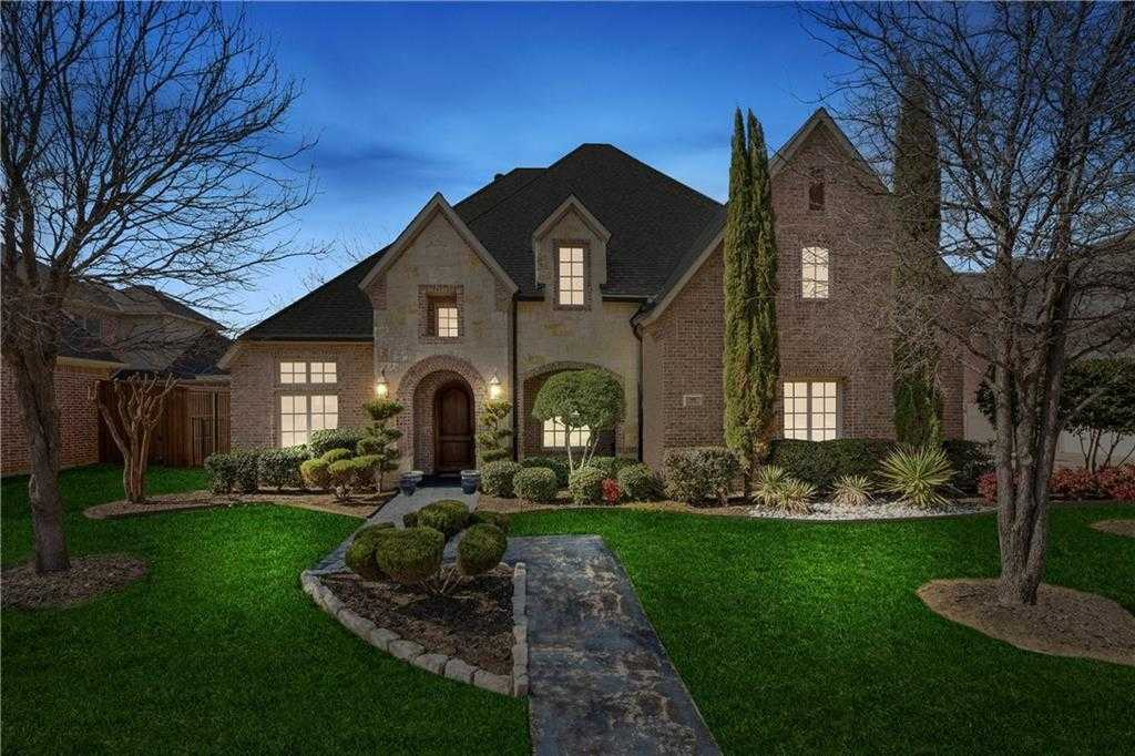 $829,900 - 5Br/5Ba -  for Sale in Prestwick, Coppell