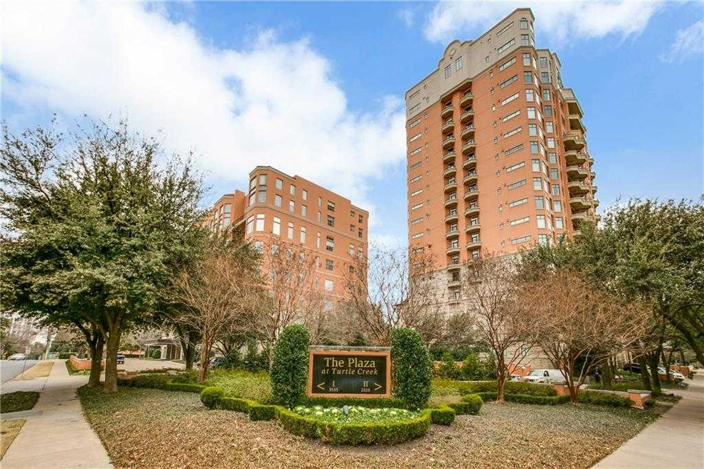 $699,000 - 2Br/3Ba -  for Sale in Plaza At Turtle Creek Residence Ph, Dallas