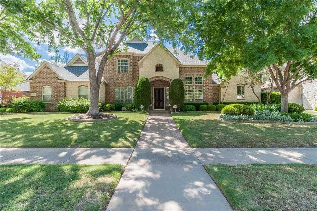 $695,000 - 5Br/5Ba -  for Sale in Estates Of Cambridge Manor Ph 02, Coppell