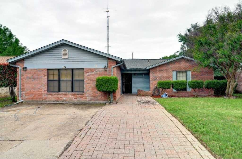$159,990 - 3Br/2Ba -  for Sale in North Park Estates, North Richland Hills