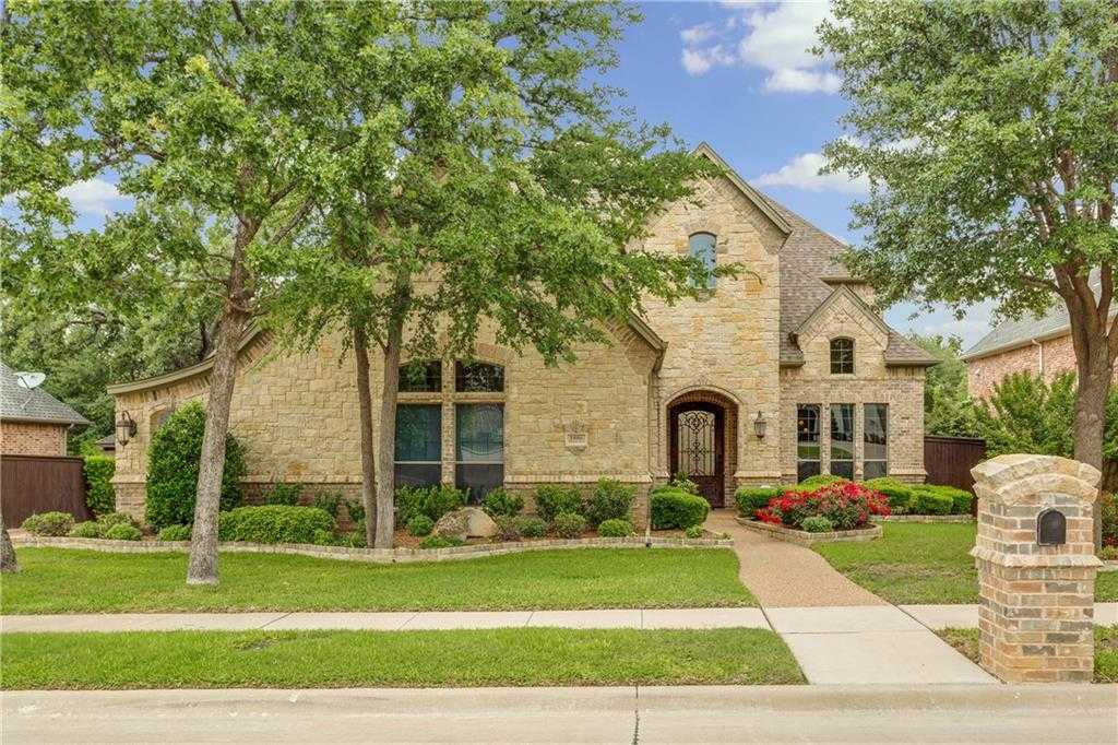 $549,000 - 4Br/5Ba -  for Sale in Landing At Eden Lake The, Euless