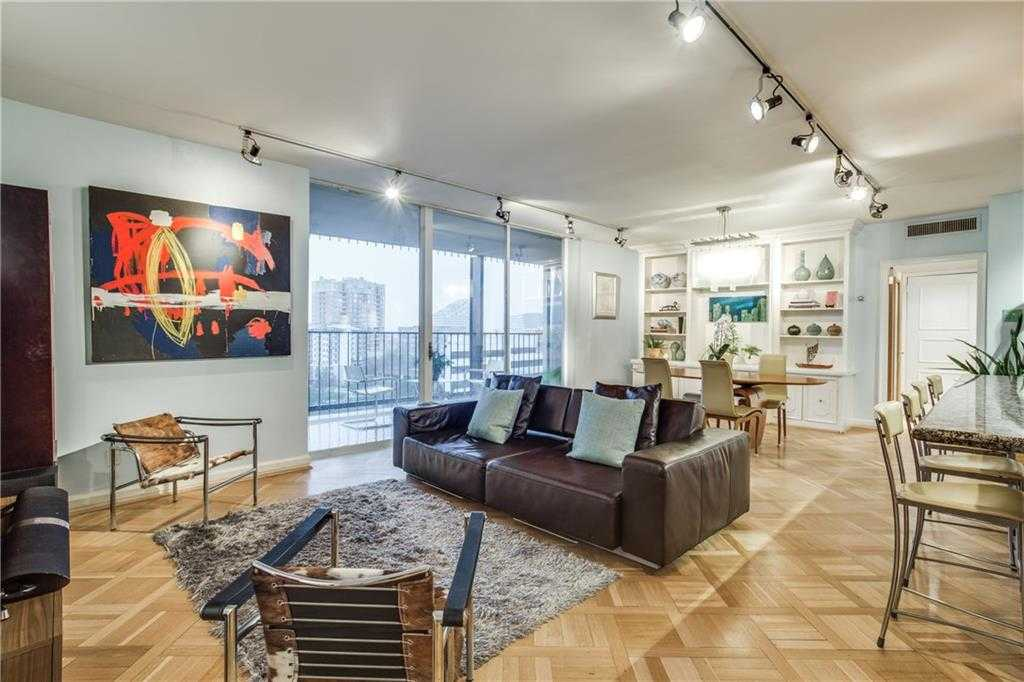 $448,900 - 2Br/2Ba -  for Sale in Park Towers Condominiums, Dallas