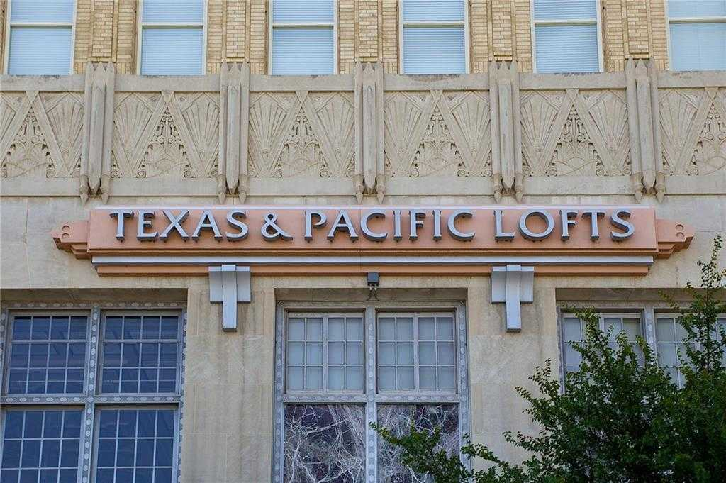 $190,000 - 1Br/1Ba -  for Sale in Texas & Pacific Lofts Condo, Fort Worth