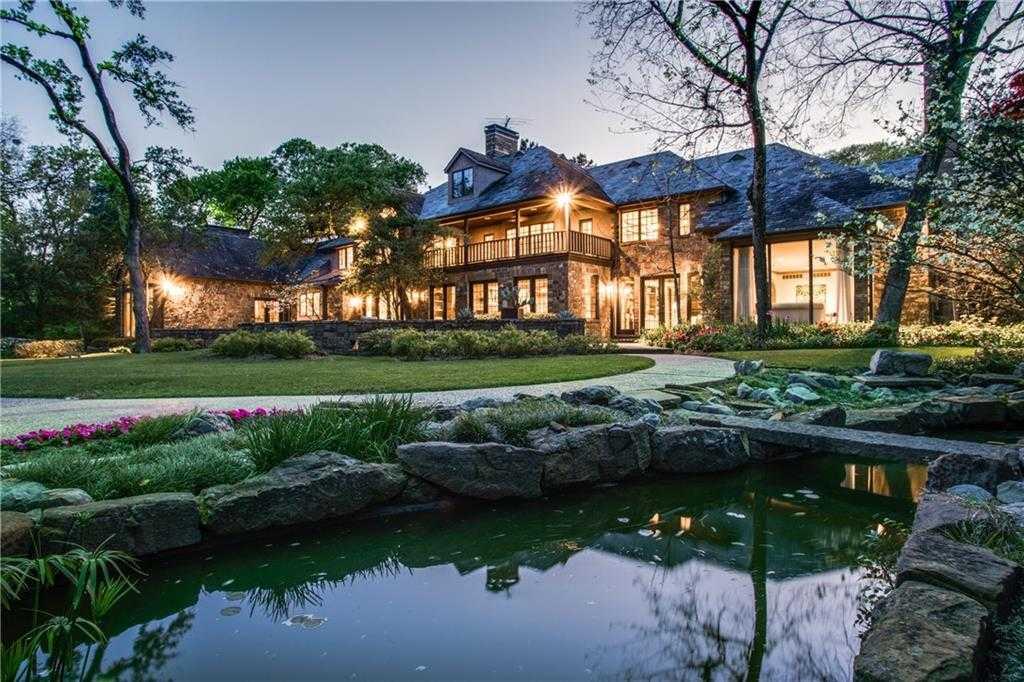 $8,795,000 - 4Br/7Ba -  for Sale in Meadowood Estates Sec 1, Dallas