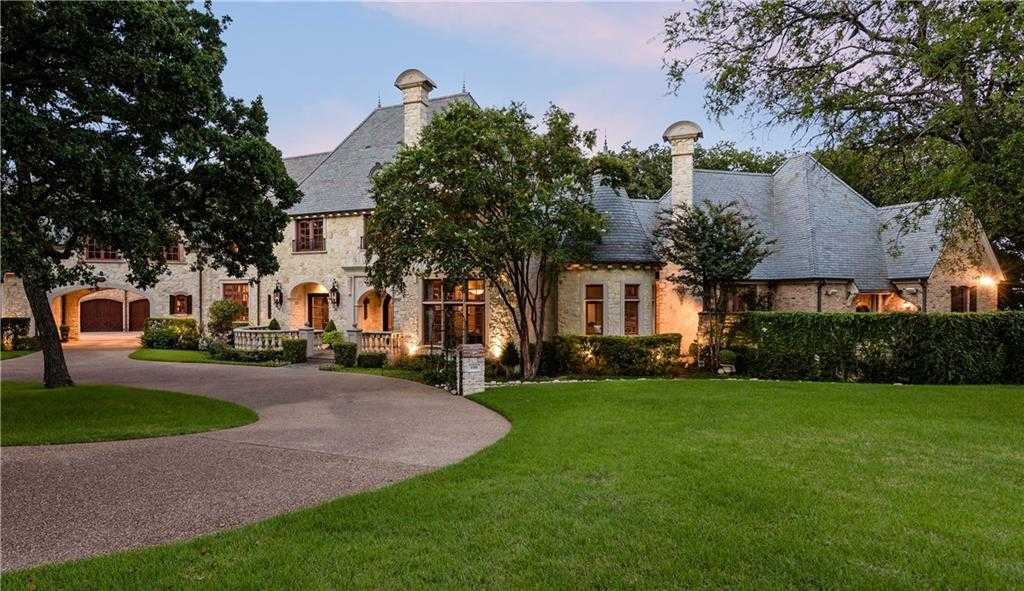 $2,695,000 - 5Br/8Ba -  for Sale in Cottonwood Estates Rep, Coppell