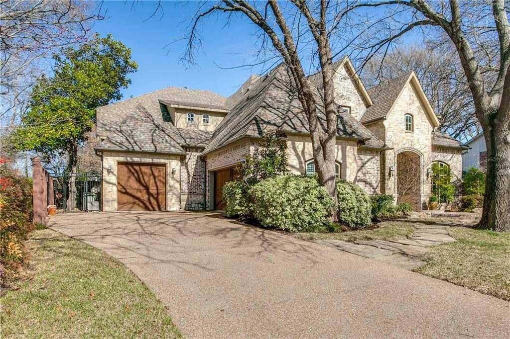 $893,700 - 4Br/5Ba -  for Sale in Creekdale Estates, Richardson