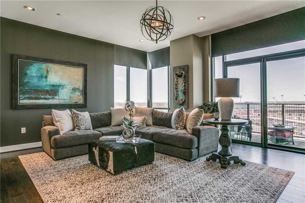 $525,000 - 1Br/2Ba -  for Sale in M Central Residences, Dallas