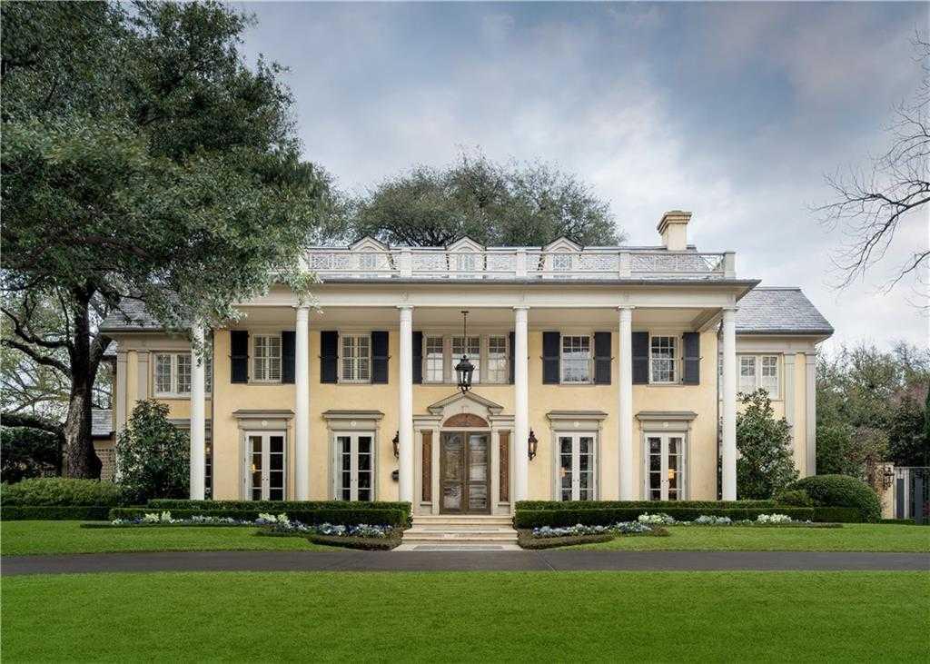 $12,995,000 - 4Br/8Ba -  for Sale in Highland Park 2nd Instl, Highland Park