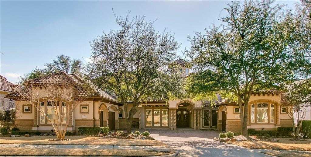 $1,950,000 - 4Br/8Ba -  for Sale in Stonebriar Sec V North Ph 3, Frisco