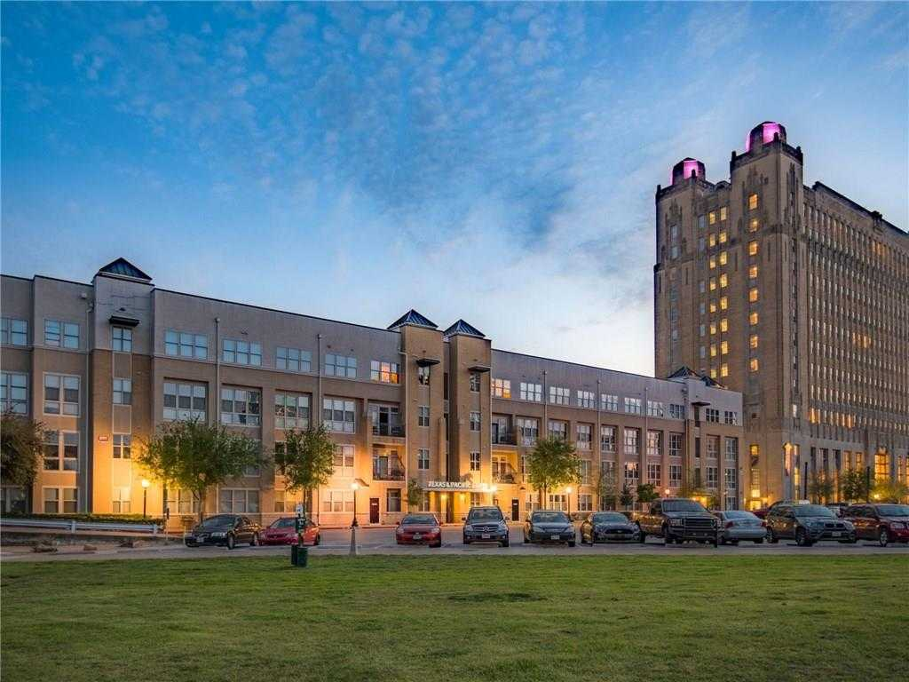 $194,700 - 1Br/1Ba -  for Sale in Texas & Pacific Lofts, Fort Worth