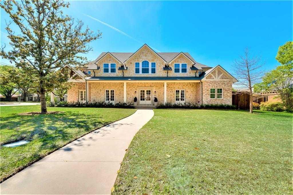 $2,495,000 - 6Br/7Ba -  for Sale in Northway Hills, Dallas
