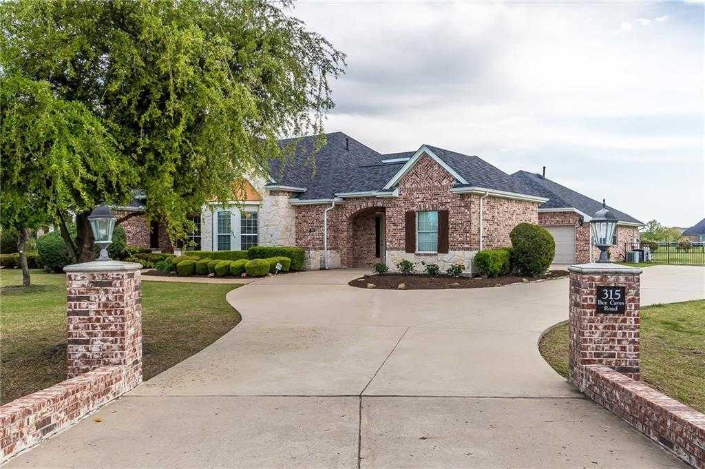 $749,000 - 4Br/6Ba -  for Sale in Estates At Austin Trail Ph I, Lucas