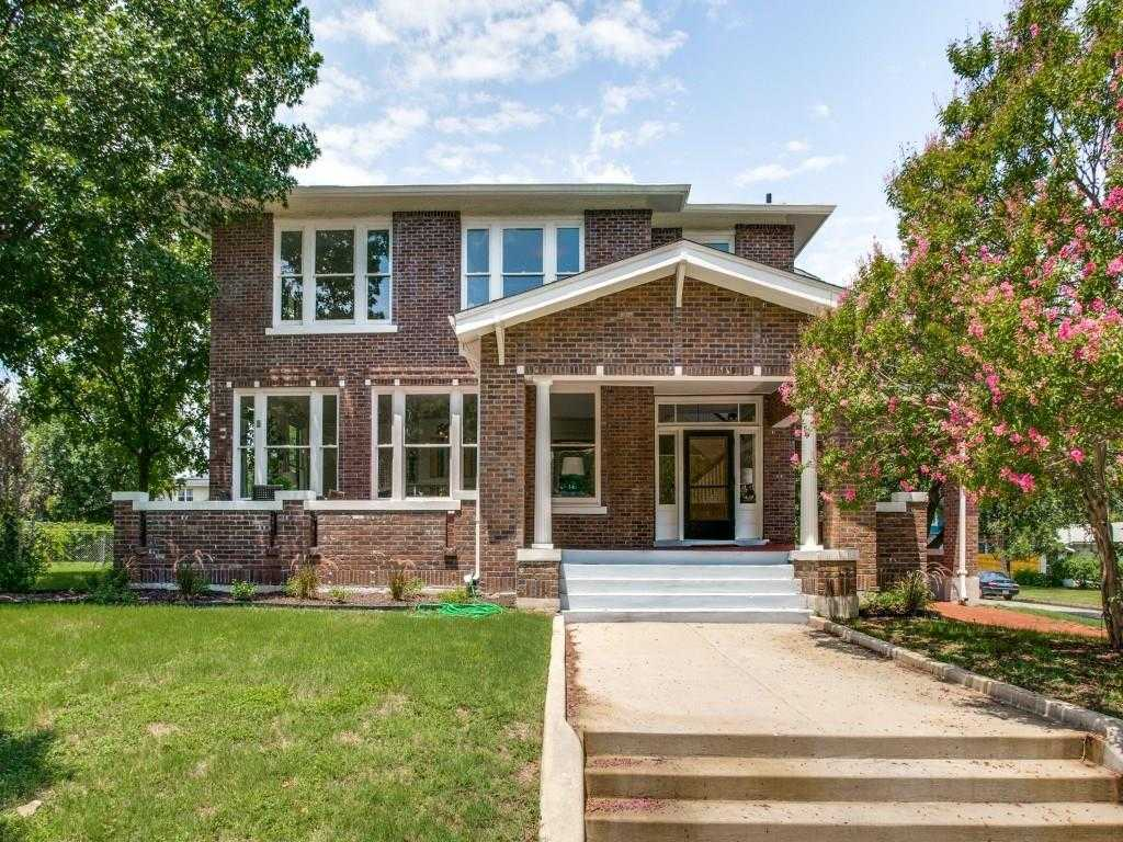 $799,000 - 4Br/3Ba -  for Sale in Ryan Place Add, Fort Worth