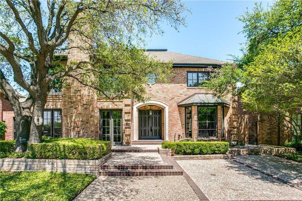 $1,199,000 - 3Br/4Ba -  for Sale in Glen Lakes 01 Rev, Dallas