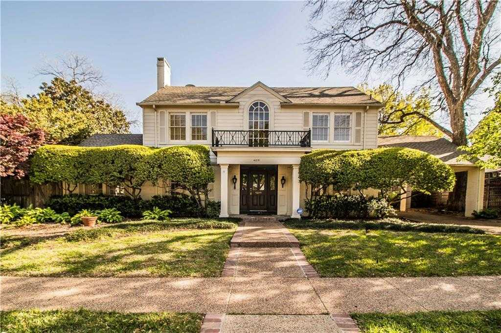 - 4Br/4Ba -  for Sale in Mc Cart Add, Fort Worth
