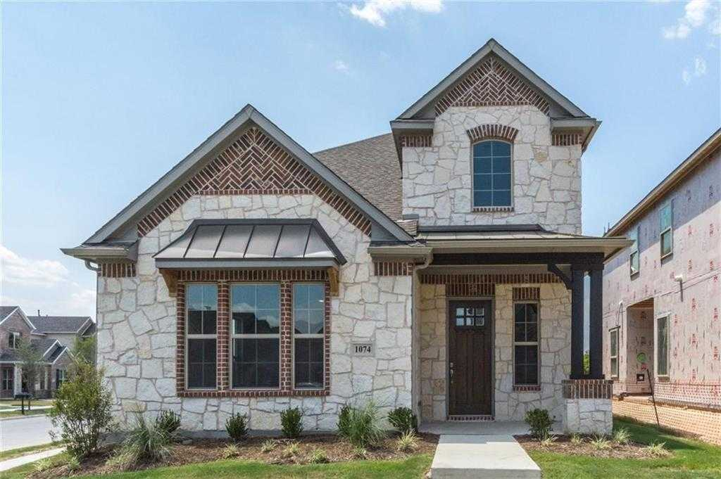 $442,424 - 3Br/4Ba -  for Sale in The Village At Twin Creeks, Allen