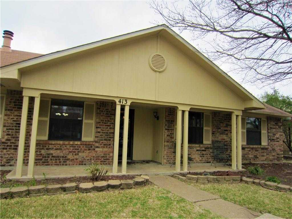 $235,000 - 3Br/2Ba -  for Sale in Timber Bend #1, Allen