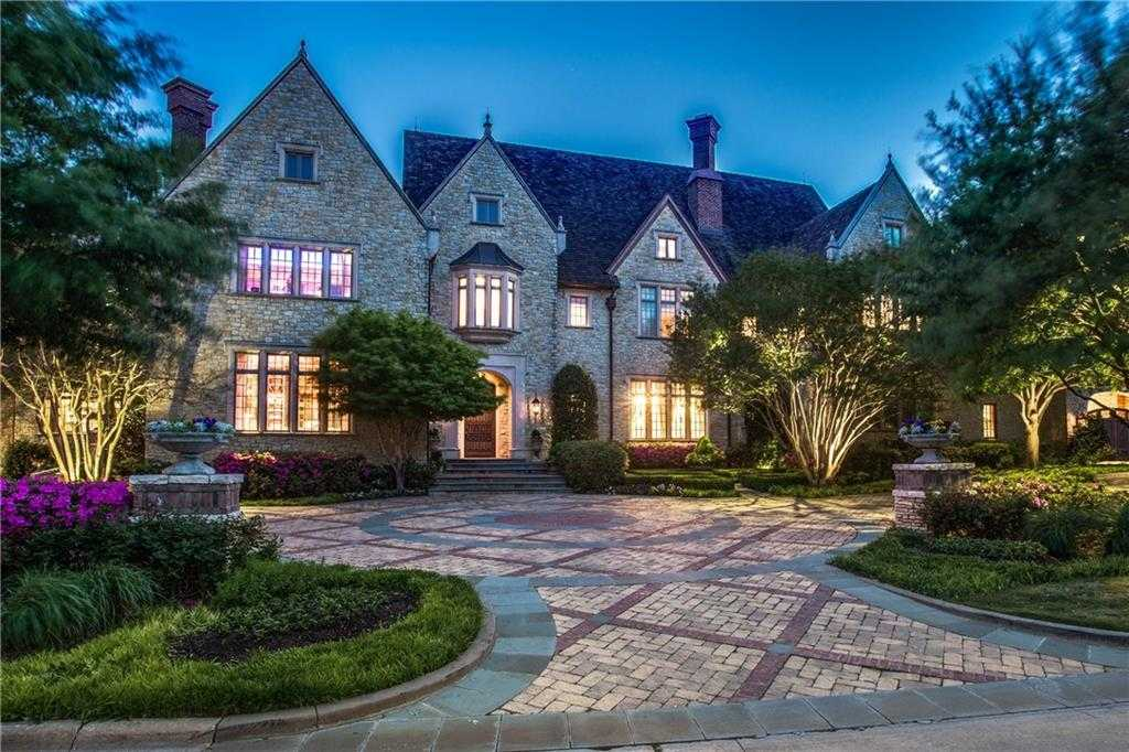 $7,995,000 - 5Br/9Ba -  for Sale in Glen Abbey Brinker Place, Dallas