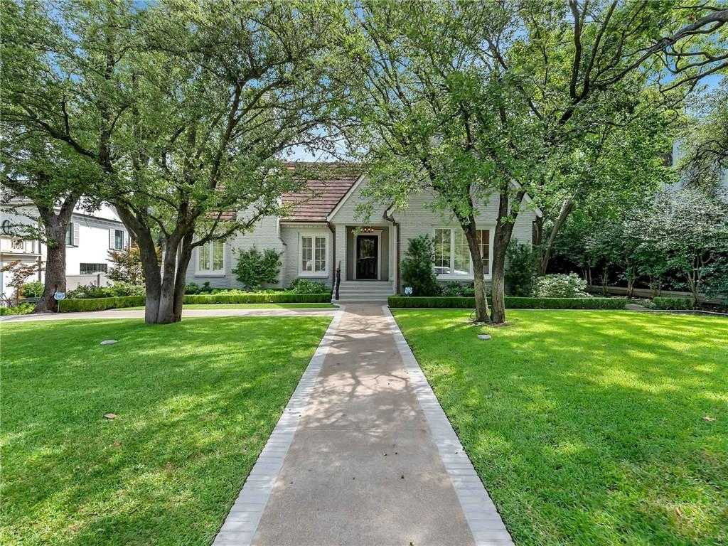 $3,999,000 - 4Br/6Ba -  for Sale in Rivercrest, Fort Worth