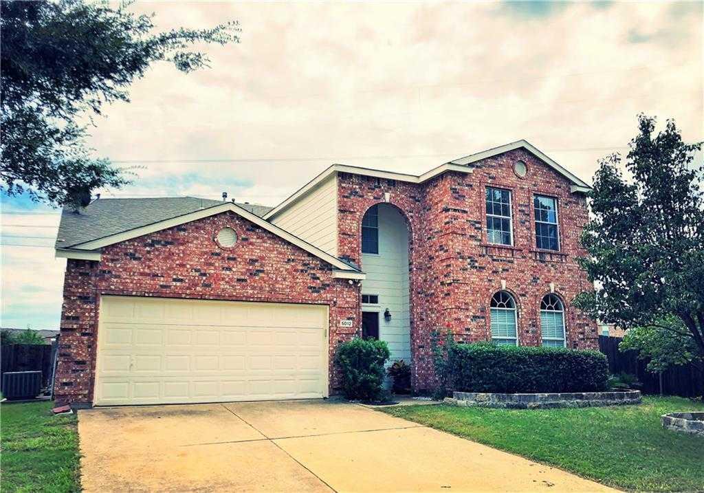 $285,000 - 6Br/3Ba -  for Sale in Horseshoe Bend Sub, Grand Prairie