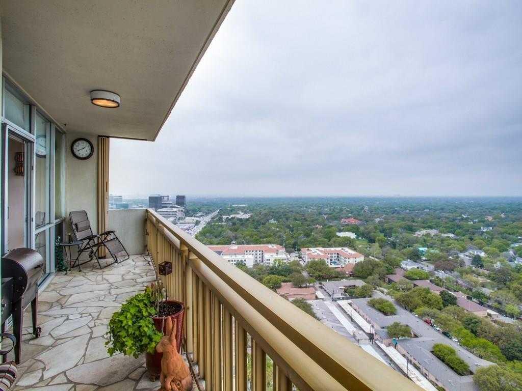 $369,900 - 2Br/2Ba -  for Sale in Preston Tower Condo, Dallas