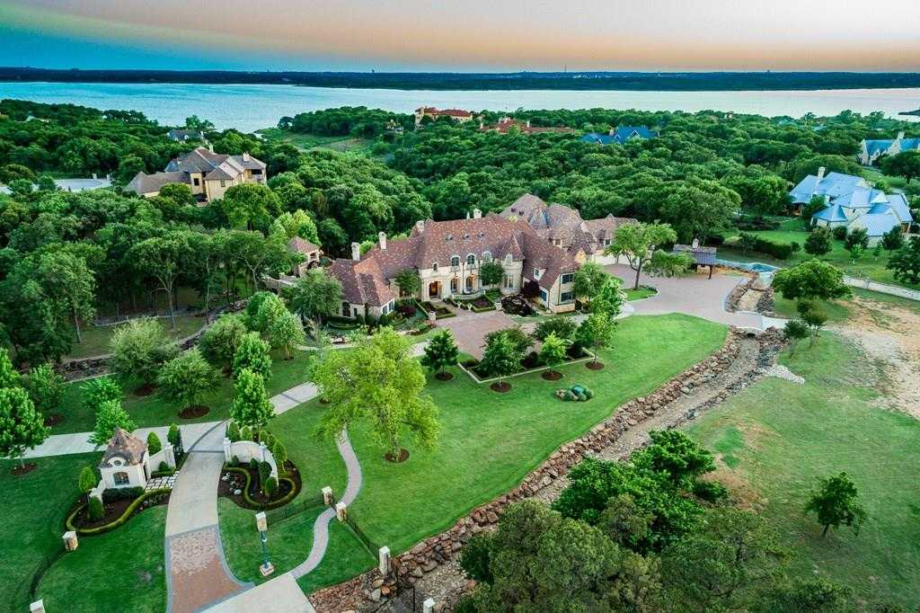 $11,900,000 - 8Br/9Ba -  for Sale in Chateau Du Lac Ph I, Flower Mound