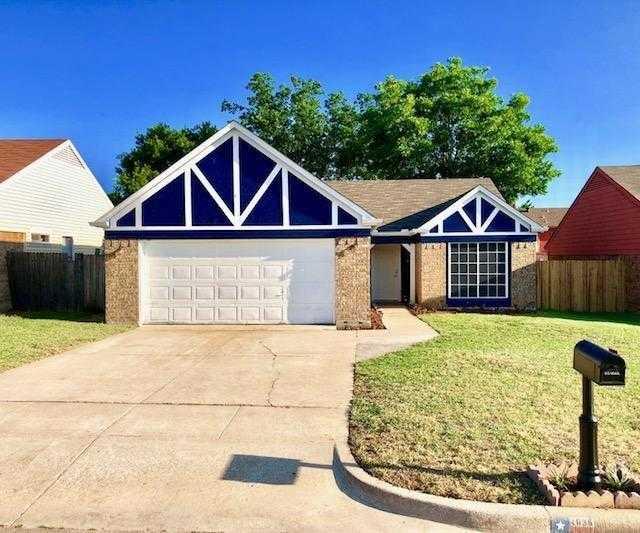 $199,900 - 3Br/2Ba -  for Sale in Huntington Village Add, Fort Worth