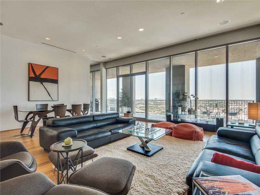 $1,250,000 - 2Br/3Ba -  for Sale in One Arts Plaza Condo, Dallas