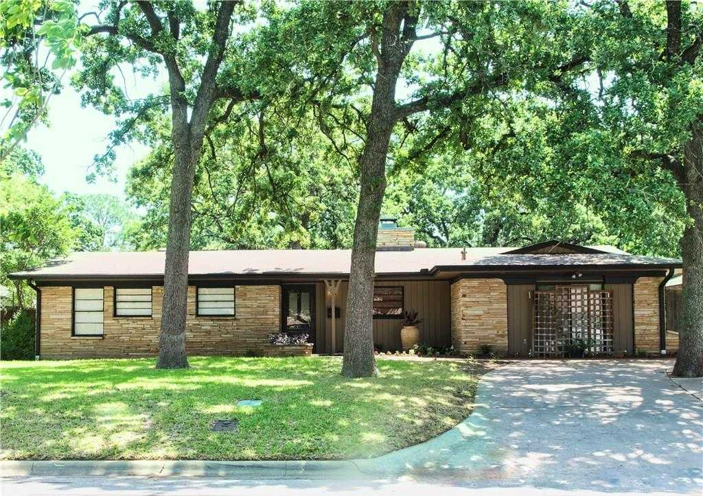 $199,900 - 3Br/2Ba -  for Sale in Forest Park Add, Arlington