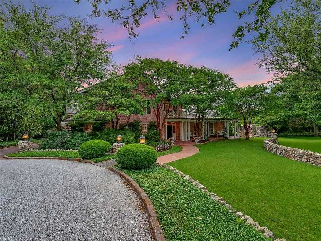 $6,699,000 - 4Br/6Ba -  for Sale in Rivercrest, Fort Worth
