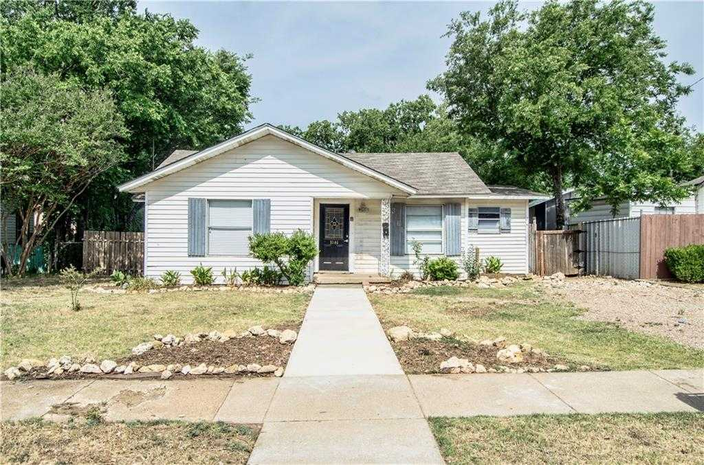 $150,000 - 3Br/1Ba -  for Sale in Diamond Hill Highlands Add, Fort Worth