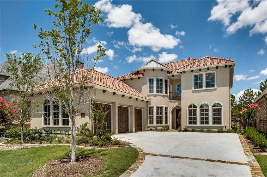 $779,900 - 4Br/5Ba -  for Sale in Kings Lake, Mckinney
