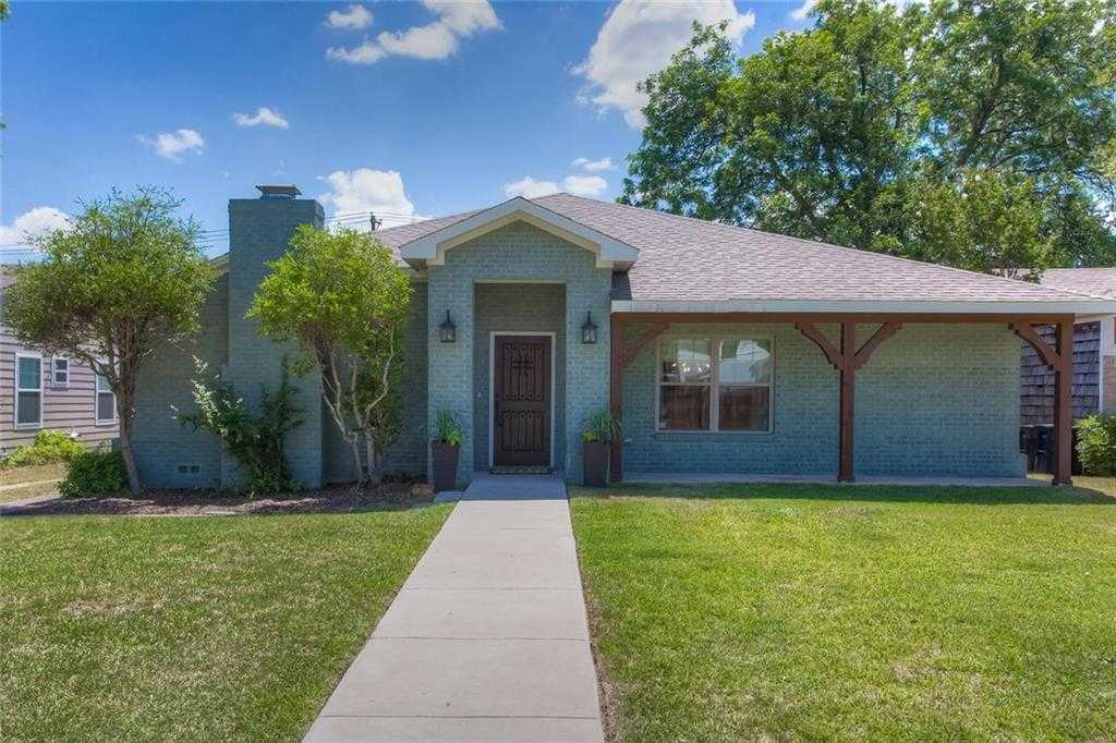$395,000 - 3Br/2Ba -  for Sale in Westcliff Addition, Fort Worth