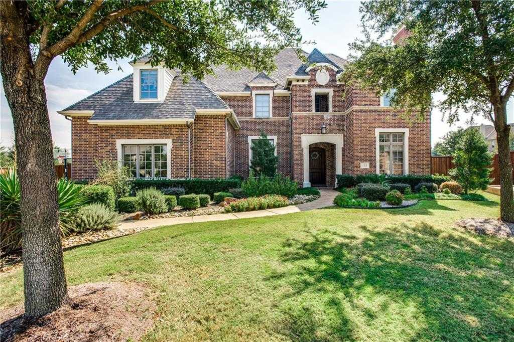 $1,090,000 - 5Br/6Ba -  for Sale in Alexander Court, Coppell