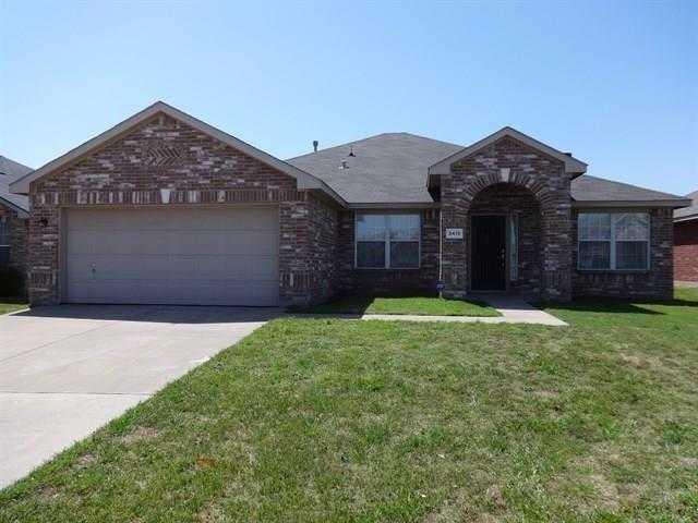 - 4Br/2Ba -  for Sale in Cimmaron Estates Add, Grand Prairie