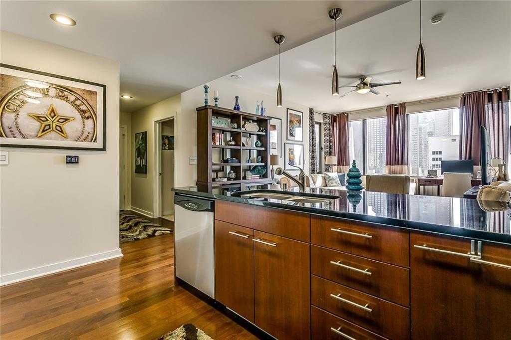 $400,000 - 2Br/2Ba -  for Sale in Metropolitan 1200 Main St Condo, Dallas