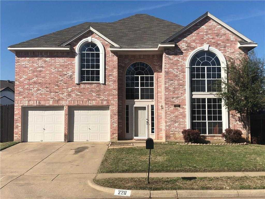 $329,900 - 3Br/3Ba -  for Sale in Chelsea Park Estates, Euless