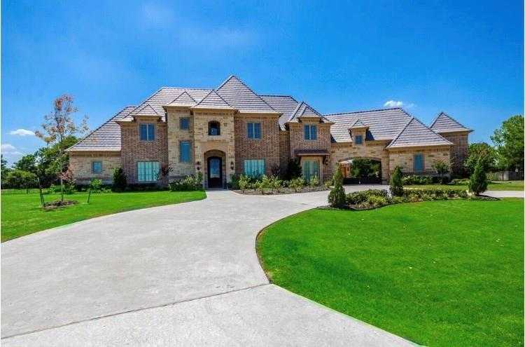$1,455,000 - 5Br/6Ba -  for Sale in The Enclaves At Chateau Du Lac, Flower Mound