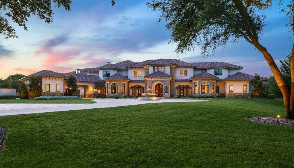 $11,000,000 - 8Br/13Ba -  for Sale in Estes R P Sub, Southlake
