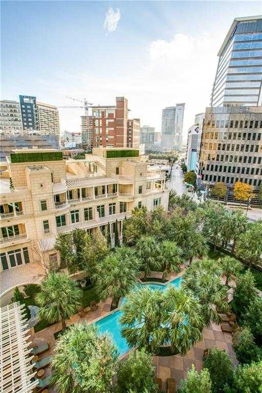 $4,100,000 - 3Br/4Ba -  for Sale in Tower & Regency Row Residence Condo, Dallas