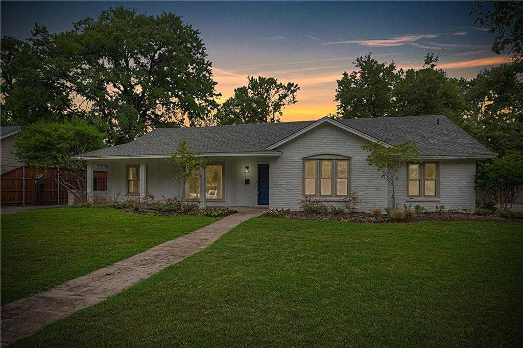 $790,000 - 5Br/3Ba -  for Sale in Tanglewood Add, Fort Worth