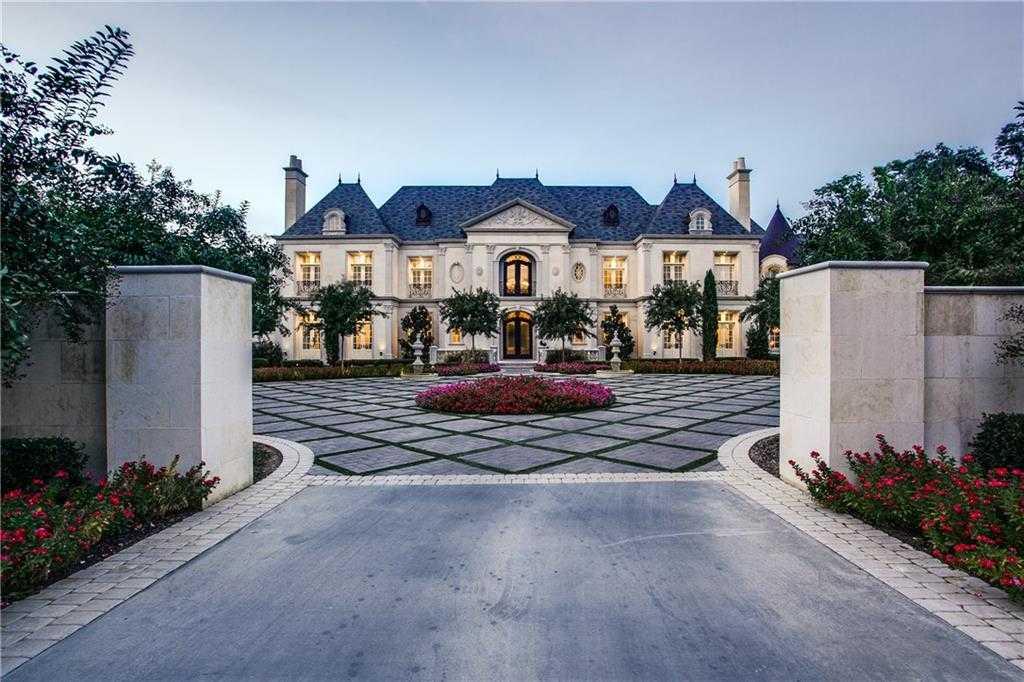 $8,995,000 - 6Br/9Ba -  for Sale in Carroll & Culwells, Dallas