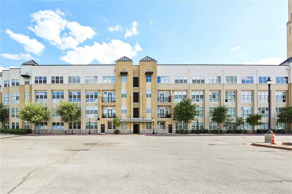 $229,900 - 2Br/2Ba -  for Sale in Texas & Pacific Lofts Condo, Fort Worth