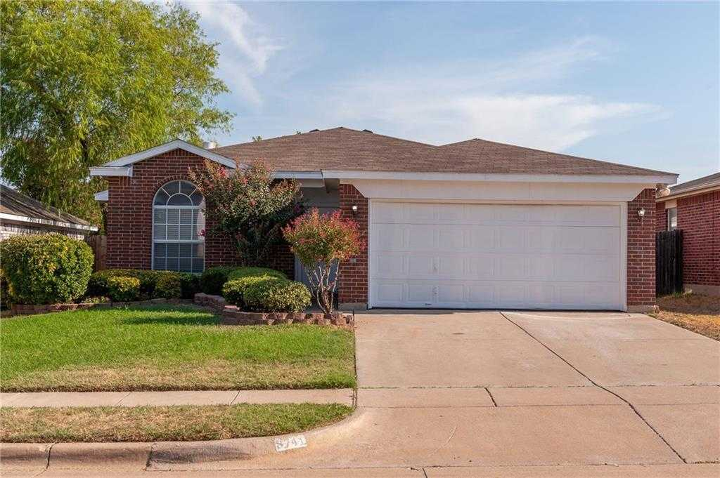 $249,990 - 3Br/2Ba -  for Sale in Lakes Of River Trails Add, Fort Worth