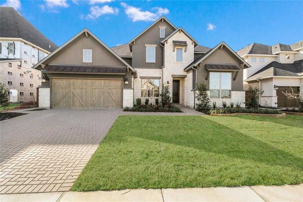 $744,416 - 5Br/5Ba -  for Sale in Edgestone At Legacy, Frisco