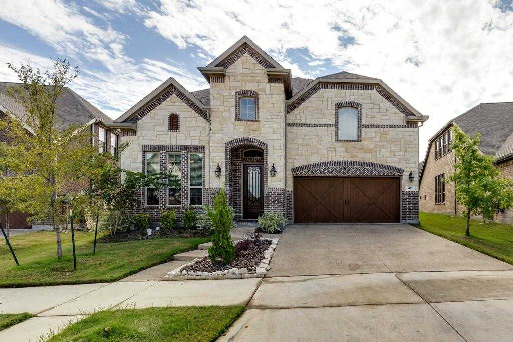 $459,900 - 4Br/4Ba -  for Sale in Dominion At Bear Crk Ph 2, Euless