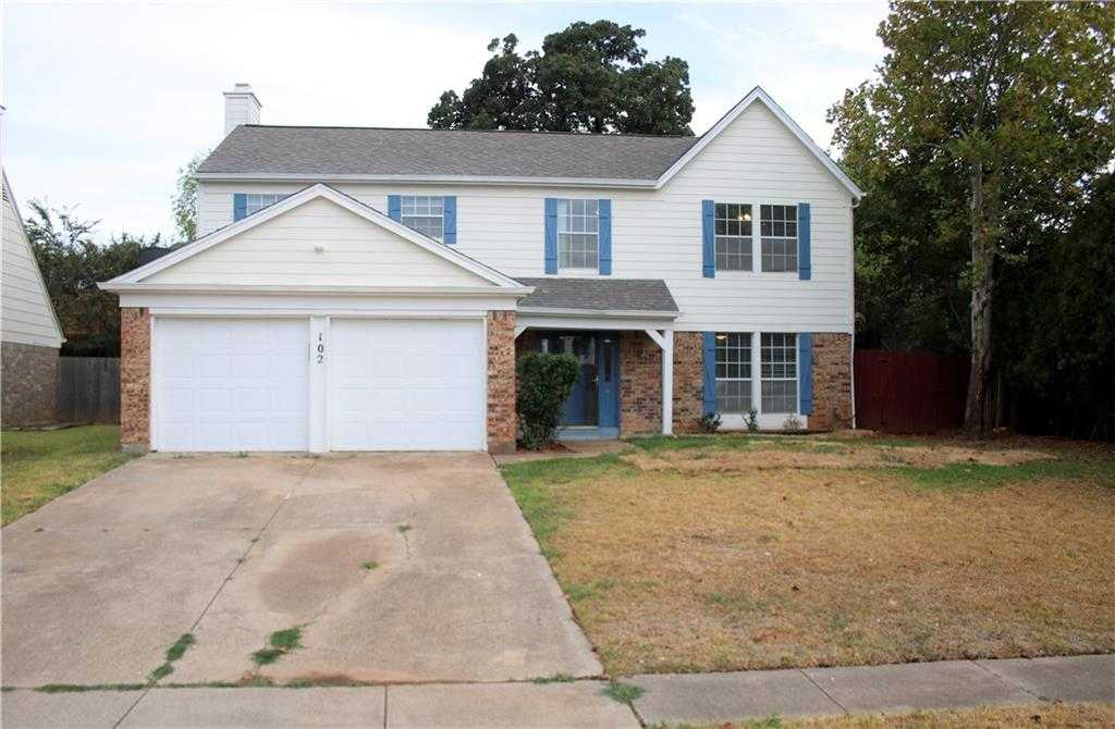 $262,900 - 4Br/3Ba -  for Sale in Woodlands Iii Add, Euless